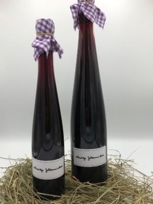 Schwarze Johannisbeer-Likör
